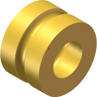 asb0_375x1_250 Bearing for ASB Squeeze Bushing PN# ASA 0.375 x 1.25
