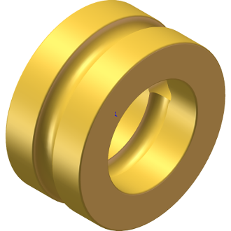 asb15x50 Bearing for ASB Squeeze Bushing PN# ASA 15 x 5