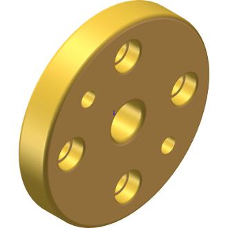 asc0_250x1_250 Cap for ASB Squeeze Bushing PN# ASA 0.25 x 1.25