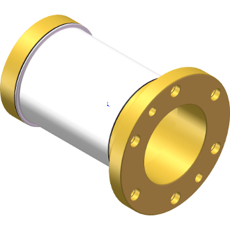 ast50x100 AST Squeeze Bushing