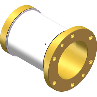 ast60x100 AST Squeeze Bushing