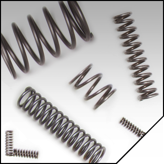 Compression Springs - Metal Coil Springs | Associated Spring