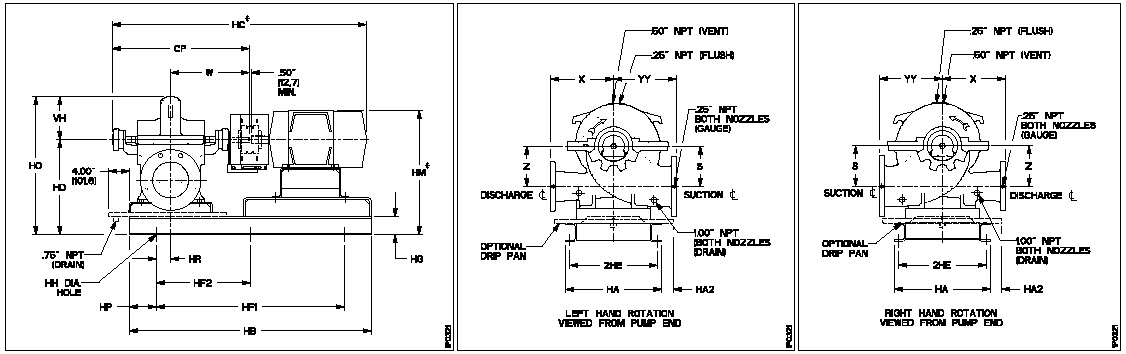 Series HSC-S Small and Medium Double Suction Centrifugal