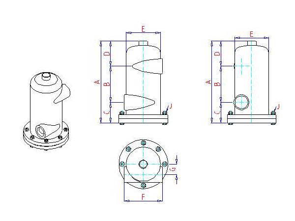 rolairtrol air separator