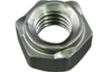 3 Projection Hex Weld Nuts - Locking Type
