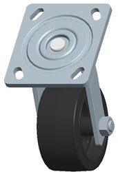 Faultless-Top Plate Swivel Caster-1418-4X2