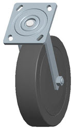 Faultless-Top Plate Swivel Caster-1430-8X2