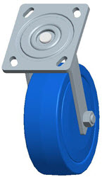 Faultless-Top Plate Swivel Caster-1440-6X2