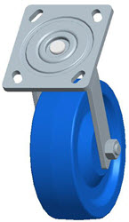 Faultless-Top Plate Swivel Caster-1443-6X2