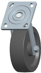 Faultless-Top Plate Swivel Caster-1460-6X2