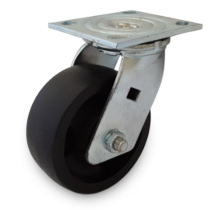Faultless-Top Plate Swivel Caster-1464W-5X2