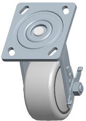 Faultless-Top Plate Swivel Caster-1490-4X2RB