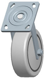 Faultless-Top Plate Swivel Caster-1490-6X2