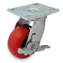 Faultless-Top Plate Swivel Caster-1498-4X2RB