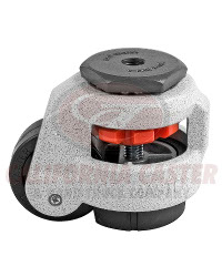Footmaster Side Access Leveling Casters