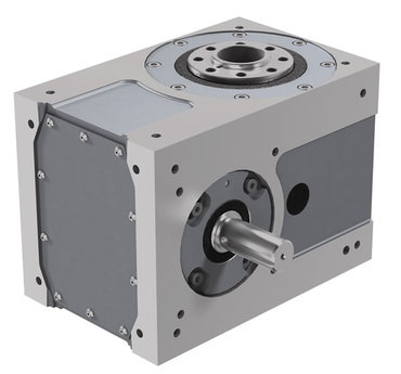 Destaco's RGD Series of CAMCO roller gear, index drives feature a flange output.