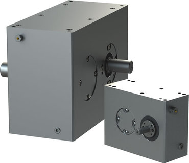 Destaco's parallel index drives are designed for high-speed and high-load applications.