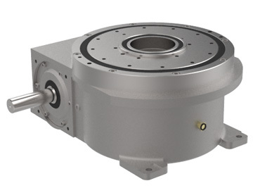 RDM series index drives are low profile, feature a large center thru hole, and are ideal for rotary dial applications.