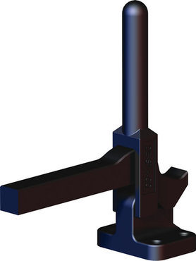 Destaco's 7-101 Series heavy-duty, cam action clamps feature accommodations for variable workpiece thicknesses, heavy duty construction, and solid clamp arms that can be modified to suit your application requirements.