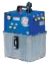 These air hydraulic pumps are designed for various hydraulic applications, especially for intermittent operation. These double action models also feature optional control valves for added customization.