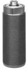 These hydraulic screw-in cylinders are single acting and have spring retraction.