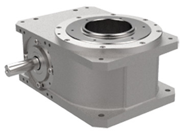 Destaco's 807RDM Series roller dial index drives feature a low profile design, large output mounting surface, and larger center thru hole.