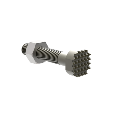 Destaco's 8JD-1002-1 Series serrated tips are designed for sheet metal grippers.
