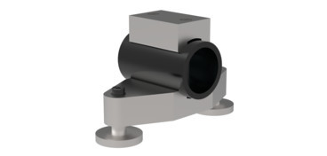 "Destaco's CPI-THM-250-DBL Series of double mushroom tool holders are designed for 2.50"" tubes."