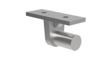 Destaco's CPI-AB-90-25-410 Series of nest pad brackets.