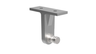 Destaco's CPI-EST-90-075-24.216 Series of nest pad brackets with apple core design.
