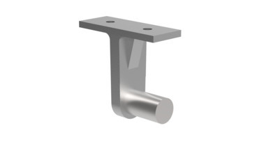 Destaco's CPI-EST-90-1E-24 Series of nest pad brackets with 90 degree design.