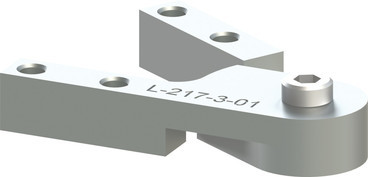 Destaco's height and arm adapters are aluminum and designed to add functionality to your manual clamps.