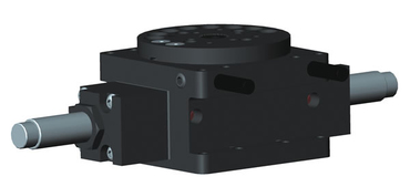 Destaco's DRF Series of rotary actuators are designed for flange mounting and stopping the payload's inertia.