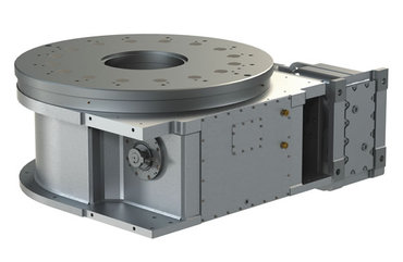 Destaco's E-Series of heavy duty index drives are designed for dial applications that require a large output mounting surface.