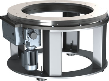 Destaco's ring drives offer an easy-to-integrate automation product that fits easily into your applications.