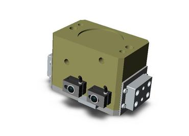Destaco's RP-15P Series of double wedge, parallel grippers are designed for rugged use and high gripforces in compact spaces.