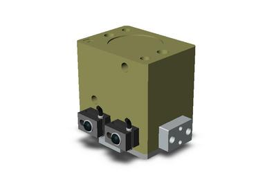 Destaco's RPS-12 Series of 2-jaw, parallel grippers feature a robust, sealed design.
