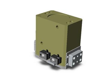 Destaco's RPS-15 Series of 2-jaw, parallel grippers feature a robust, sealed design.