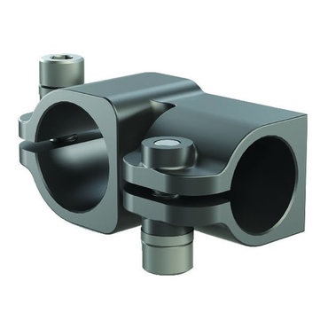 Destaco's TCA Series of bracket assembly clamps connect tubes of various sizes.
