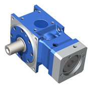 Right-Angle gear reducers with hypoid gearing