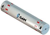 Low cost elastomer drive shaft coupling with split hubs.   Provides vibration / resonance dampening