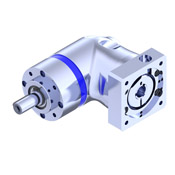 Precision Right Angle Gear Reducer with shaft output