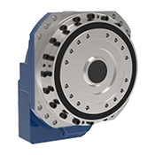 GPL-F robotic planetary gearbox with flange output