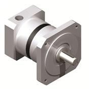 PE-N inline gearbox with NEMA shaft output