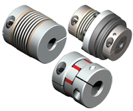 Bellows, elastomer, distance, and safety couplings for every application