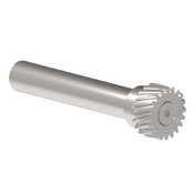 Shaft-Style Helical Pinion