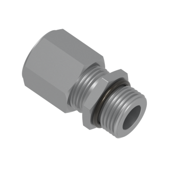 BOM-6T-06U-STEL O Ring Seal Male Connector