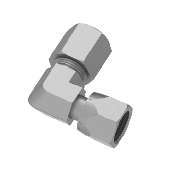 BSL-16T-STEL Zcr Face Seal Swivel Elbow