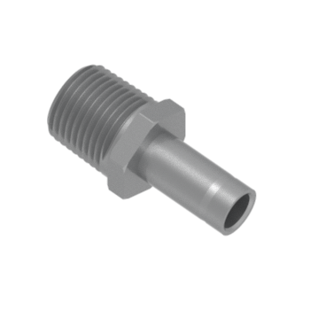 CAM-10-8N-STEL Male Adapter Female Npt Thread