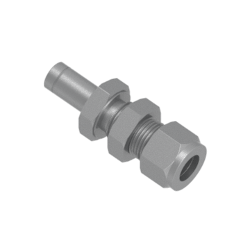 CBR-10-10-STEL Bulkhead Reducer